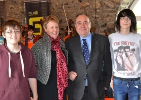 FilmG awarded Scottish Government funding - Lifestyle & Leisure - Stornoway Gazette | Culture Scotland | Scoop.it