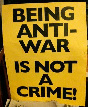 Documents for raids on anti-war activists unsealed | Committee to Stop FBI Repression | Criminal Justice in America | Scoop.it