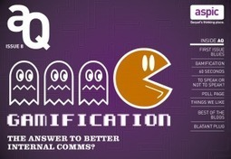 Gamification – office Xbox or the answer to better internal comms? | Sequel Group | Internal Communications Tools | Scoop.it