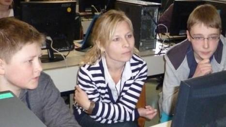 Schüler unterrichten Lehrer | Digitales Lernen | Scoop.it