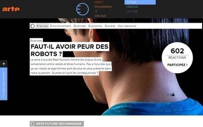 Arte «référence culturelle de demain en Europe» grâce au numérique ? | Le web culturel | Scoop.it