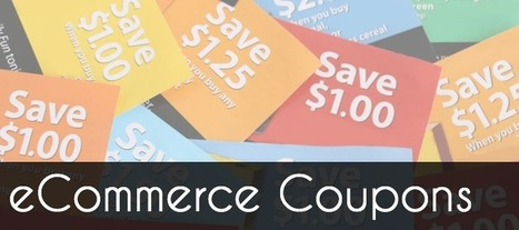 Types of Ecommerce Coupons | Ecommerce Solutions, Website Design & SEO Company | Scoop.it