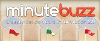 MinuteBuzz débarque au Maghreb - Minutebuzz   Revolution Digitale Algérienne   Scoop.it