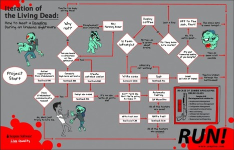 Agile Zombie Process Flow | Agile Scout | Agile Software Development | Scoop.it