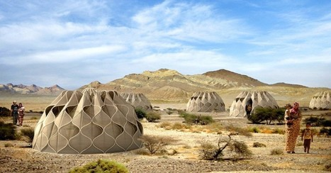 Giving The Displaced Dignity With These Eco Refugee Shelters | Sustain Our Earth | Scoop.it