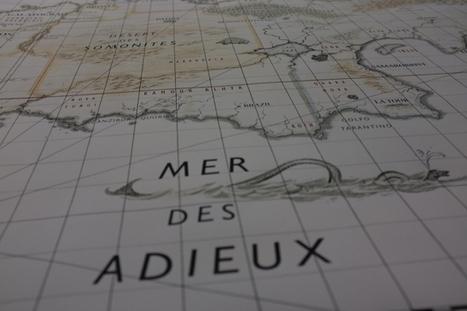 De Peter Pan à Tintin : geographie des pays imaginaires - Sciences - France Culture   ressources histoire géo   Scoop.it