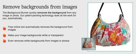 Quitar el fondo de fotos es muy fácil con Background Burner | Herramientas digitales | Scoop.it