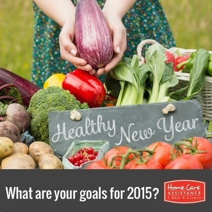 New Year's Resolutions for Elderly | Home Care Assistance of Jacksonville | Scoop.it