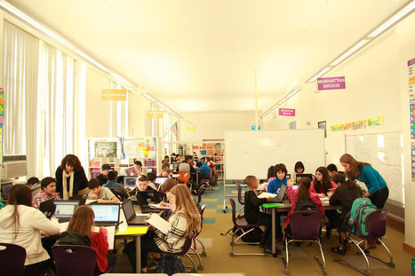 Meet The Classroom Of The Future | School Design | Scoop.it