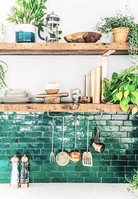 Nuevas ideas para decorar el frente de la cocina   Mil Ideas de Decoración   Decoración de interiores   Scoop.it