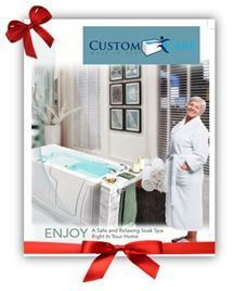 Custom Care Walk In Tub | Walk In Tubs For Seniors and The Elderly | Scoop.it