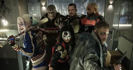 Suicide Squad Movie - Diablo Logo Jacket   Celebsjacket.com   Scoop.it