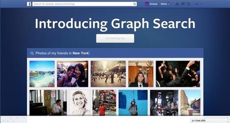 Facebook Graph Search : comment l'utiliser en marketing ? | MarqueEmployeur | Scoop.it