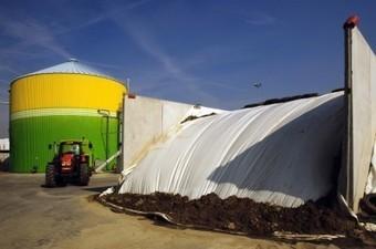 Αναερόβια χώνευση και υποστρώματα - Biomass Energy | Βιομάζα | Scoop.it
