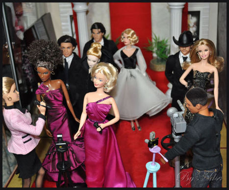 Nilsa's Pic - Night of a Thousand Stars - Doll Observers | Fashion Dolls | Scoop.it