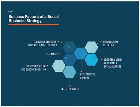 Social Business : les 6 étapes de la transformation | Solutions locales | Scoop.it