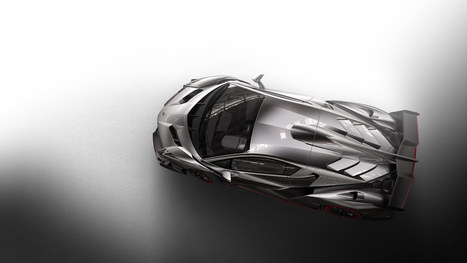 Veneno: Less weight, more driving fun The racing prototype for the road | Heron | Scoop.it