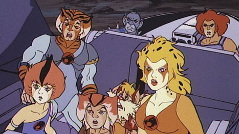 ​12 Insane Things You Totally Forgot About the ThunderCats | Strange days indeed... | Scoop.it