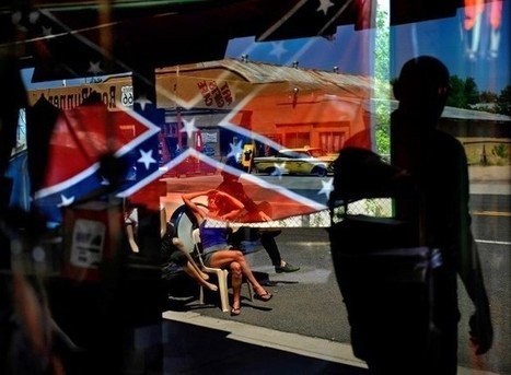 Why do people believe myths about the Confederacy? Because our textbooks and monuments are wrong. | Geography Education | Scoop.it