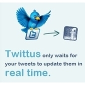 Twittus Puts Tweets Into A Box On Facebook Timeline | All About Facebook | Scoop.it