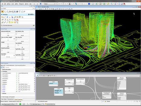Bentley aecosim building designer v8i aecbytes for Design and build software