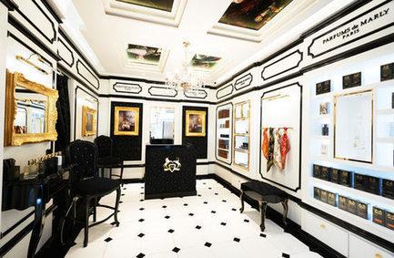 Les Parfums de Marly dévoilent leur boutique parisienne | Nouveaux concepts magasins | Scoop.it