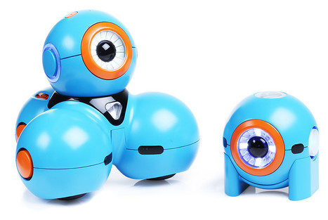 Play-i Producing Robots That Kids Can Program | Game-based Learning: The Final Frontier? | Scoop.it