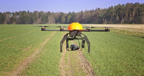 Les drones améliorent les rendements agricoles | Drones | Scoop.it
