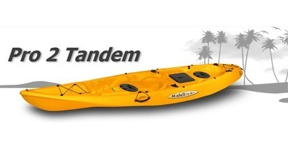 Pro 2 Tandem | Malibu Kayaks | PERSONAL STUFF | Scoop.it