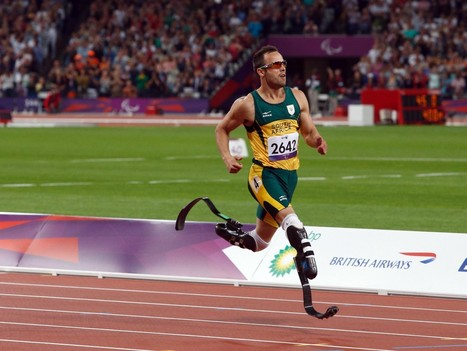 Oscar Pistorius reportedly is dropped by his blade manufacturer - NBCSports.com | Pistorius trial | Scoop.it