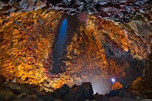 Iceland Volcano Tour, Inside the Volcano | InsideTheVolcano.com | Active Goflow | Scoop.it