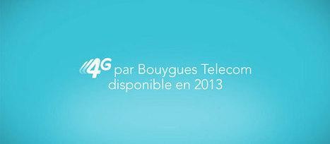 Bouygues Telecom annonce à son tour son réseau 4G | WebZeen | Tests | WebZeen | Scoop.it