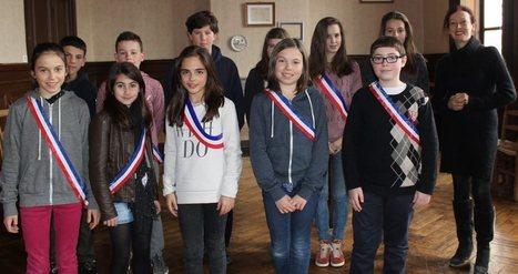 Les jeunes représentés au conseil municipal | Le collège du Fezensaguet | Scoop.it