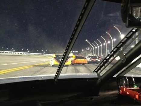 NASCAR Driver Tweets From Car, Gains Over 100,000 Followers in Two Hours | Everything from Social Media to F1 to Photography to Anything Interesting | Scoop.it