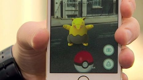 ¿Qué es la realidad aumentada y qué otras aplicaciones tiene más allá de Pokémon Go? - BBC Mundo | I didn't know it was impossible.. and I did it :-) - No sabia que era imposible.. y lo hice :-) | Scoop.it