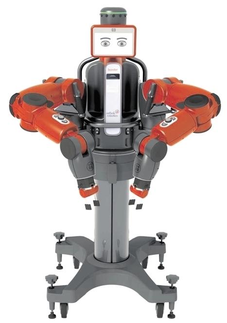 La nouvelle révolution robotique | Robotique de service | Scoop.it