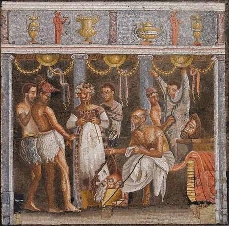 Theatre in Ancient Rome | Ludi Scaenici | Scoop.it