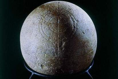 The mysterious, ancient Matelica's ball | Le Marche another Italy | Scoop.it