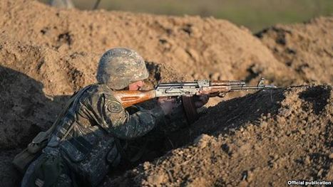 Heavy Fighting Reported In Nagorno-Karabakh   Europa e Asia Centrale News   Scoop.it