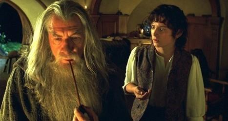 'The Hobbit': Ian McKellen Films His Last Scene as Gandalf (PHOTO) | 'The Hobbit' Film | Scoop.it