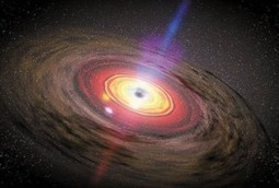 Karen Baney » How To Avoid A Black Hole | Science Fiction Books | Scoop.it