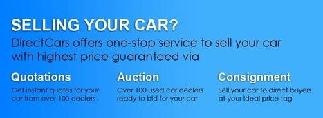 Used Car Dealer Singapor | Used Car Dealer Singapore - Directcars | Scoop.it