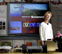 A Clean Slate: Interactive Whiteboard Makes Lessons Snazzy | Edutopia | Teaching Technology | Scoop.it