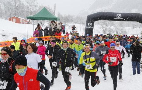 Ubaye Snow Trail Salomon : Gaethofs enfin sur la plus haute marche à Saint-Paul   Evènements   Scoop.it
