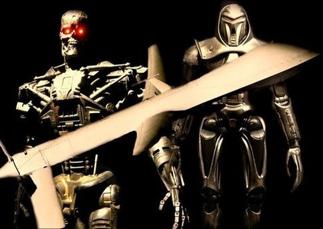 Do Killer Robots Violate Human Rights? | Knowmads, Infocology of the future | Scoop.it