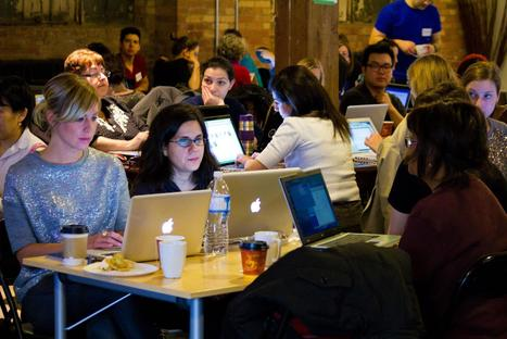 Women Cracking The Code: Programming As A New Literacy ... | Students as consumers | Scoop.it