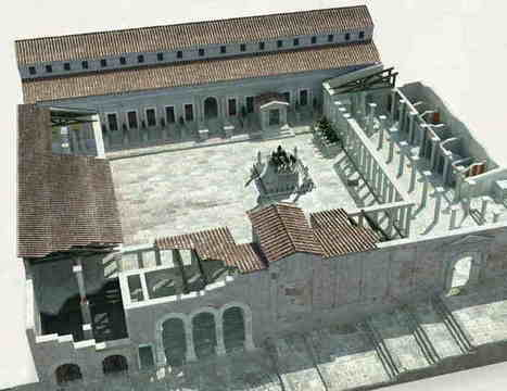 Segóbriga, la ciudad romana mejor conservada de la Meseta | LVDVS CHIRONIS 3.0 | Scoop.it