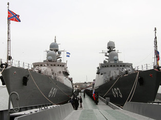 Russian Navy to hold biggest war games in decades | MN News Hound | Scoop.it