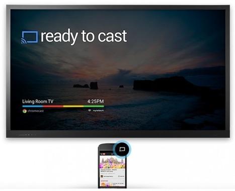 Especial: Saca todo el provecho a tu televisión con tu Android | Desarrollo de Apps, Softwares & Gadgets: | Scoop.it
