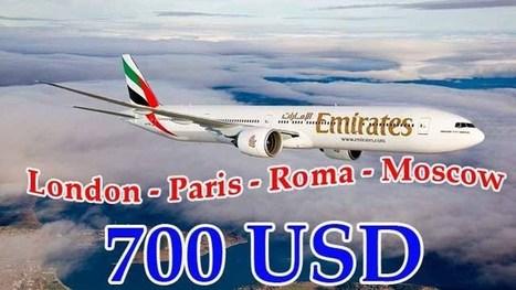 Emirates tung vé khủng đi London chỉ 700 USD | Ve may bay, Đặt mua vé máy bay tại đại lý vé máy bay Duy Đức cam kết giá rẻ nhất | Scoop.it